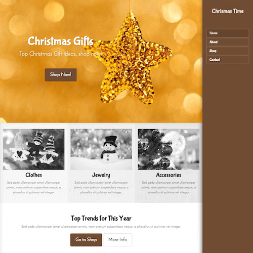 christmas2-1 Web Builder