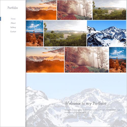 portfolio-1 Web Builder